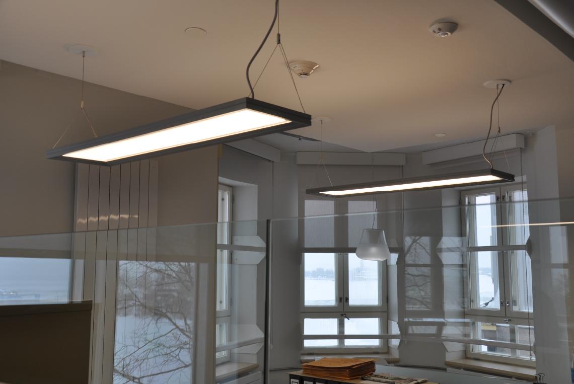 US Embassy Innovation Center in Helsinki