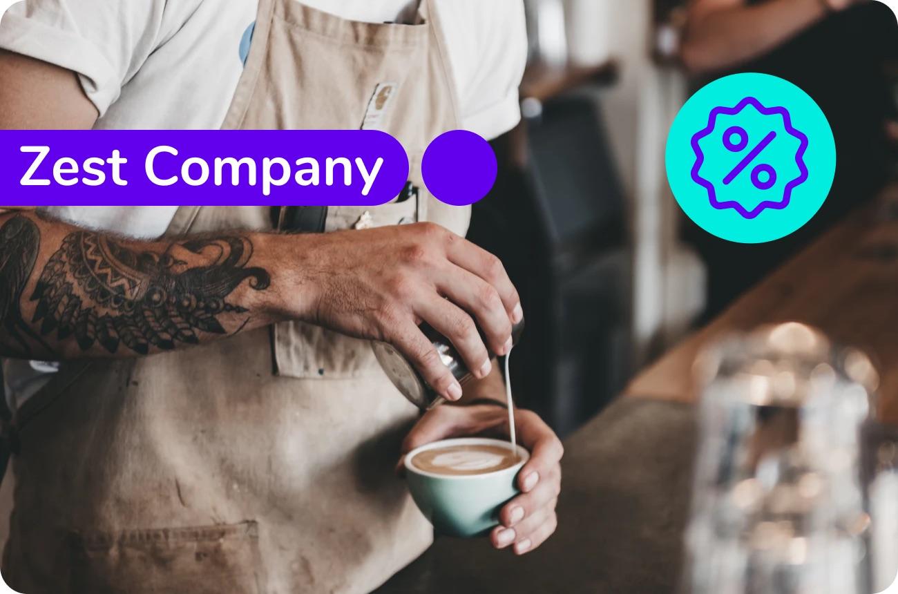 ¡ZEST Company tiene de todo! Comprando en su tienda y pagando con MACH, tendrás un cupón de $3.000 que podrás usar en tu próxima compra. Promoción válida durante septiembre.