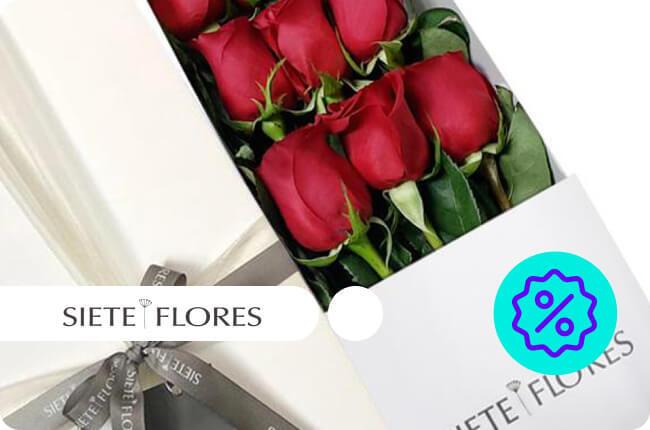 Sorprende a alguien especial con un regalo infalible de Siete Flores 🌷