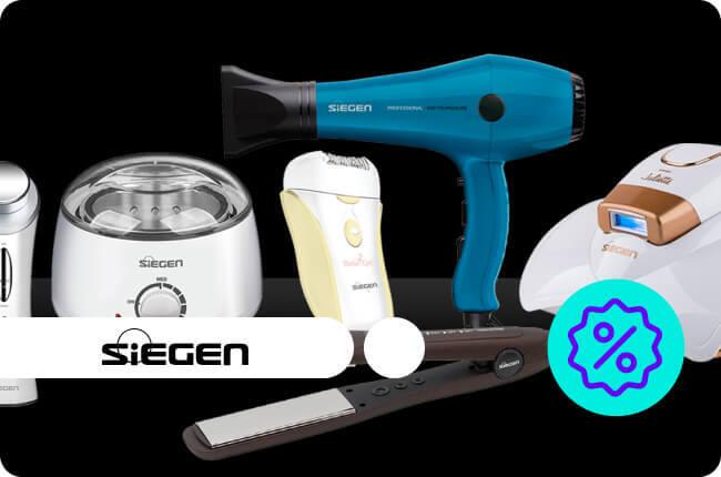 Aprovecha un 20% OFF en la tienda online de Siegen.
