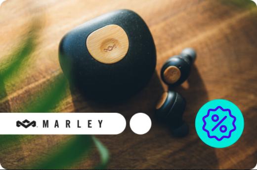 Encuentra tu sonido con House of Marley