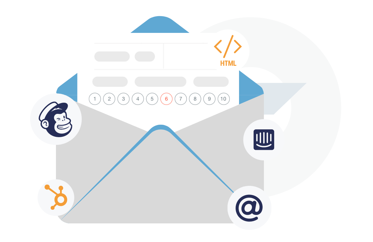 Email NPS Survey automation MightyForms