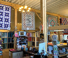Quilt Shop At Essenhaus