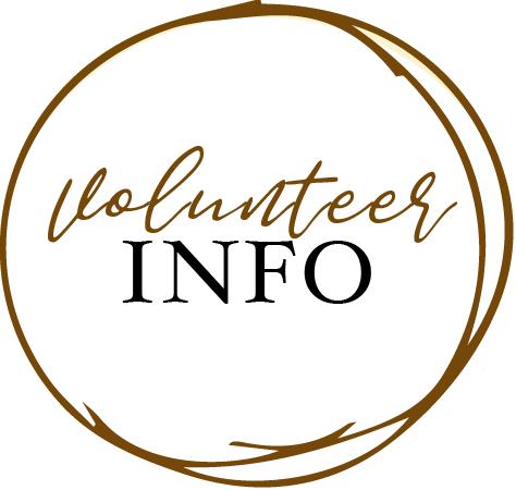 Volunteer info