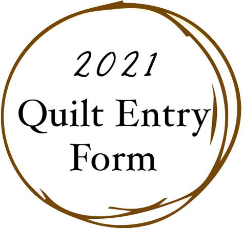 2021 Quilt Entry Form