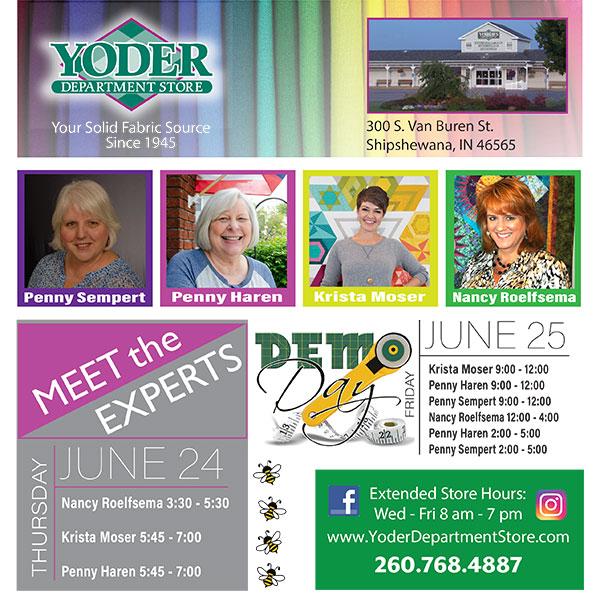 Demo Days and Meet & Greet