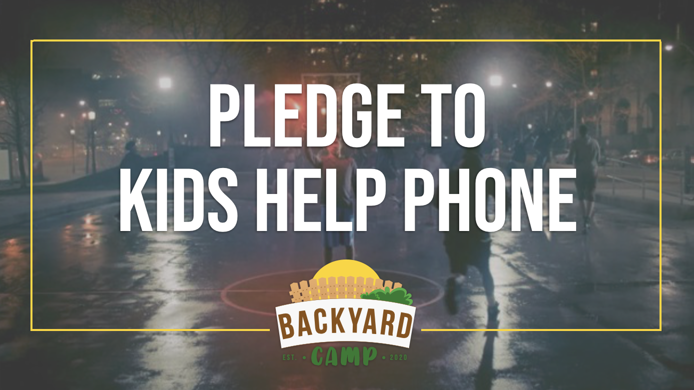 Support Kids Help Phone