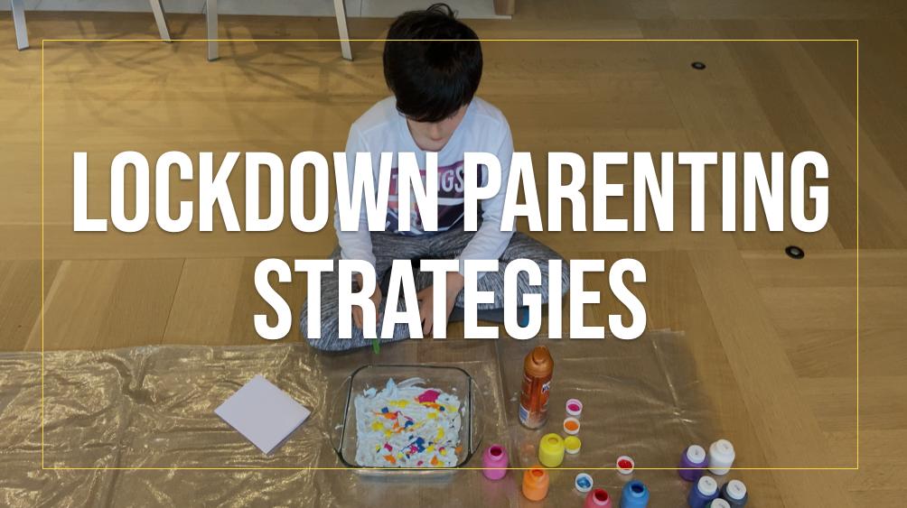 5 Coping Strategies For Parents Over The School Break