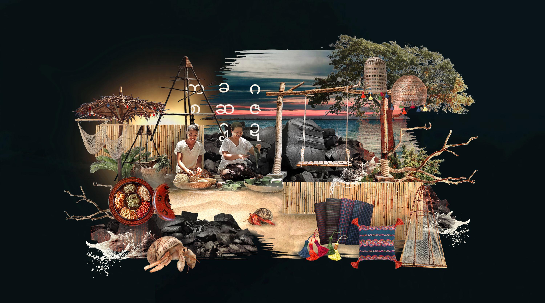 Concept mood Selava experience branding Phuket Simplisis Design