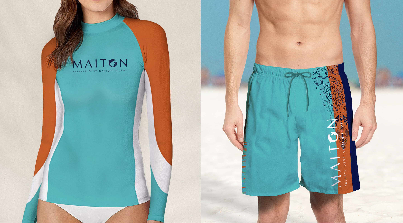 Swimsuit | Maiton | Simplisis Design Studio | Branding Design Agency in Phuket