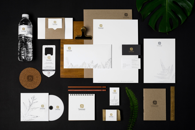 Stationary | The Thavorn | Rebranding | Simplisis | Branding | Phuket | Creative | Design