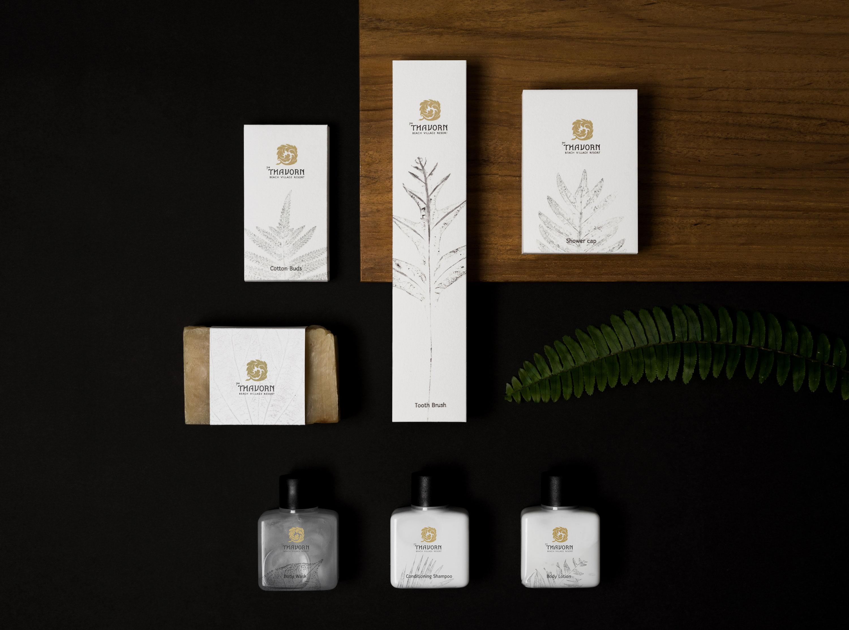Amenity | The Thavorn | Rebranding | Simplisis | Branding | Phuket | Creative | Design