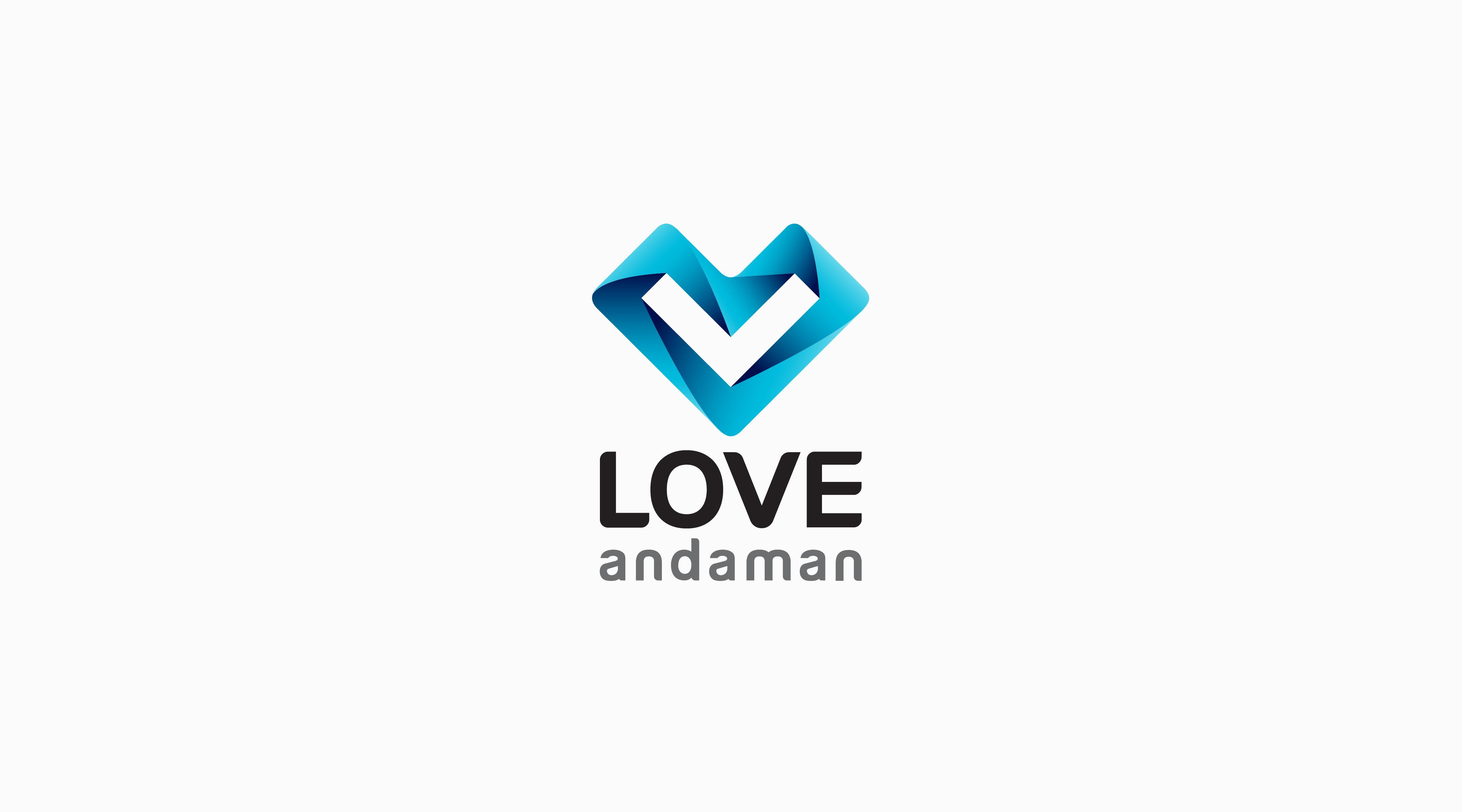 Loveandaman | Simplisis Branding Design Agency Phuket | Corporate Identity Design