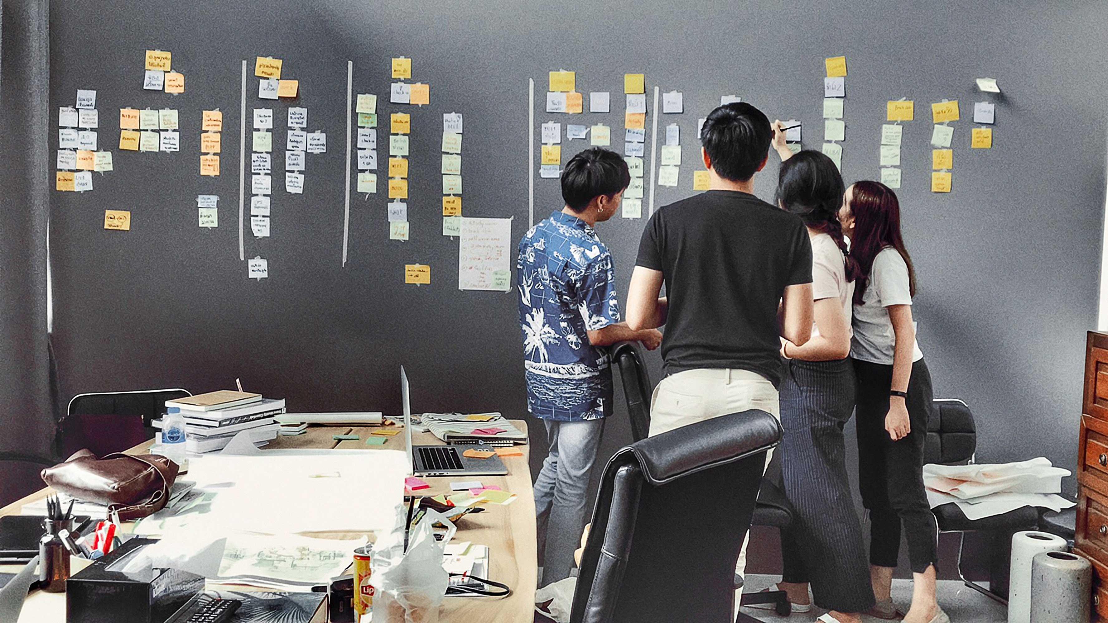 Behind the scene | Maiton | Simplisis Design Studio | Branding Design Agency in Phuket