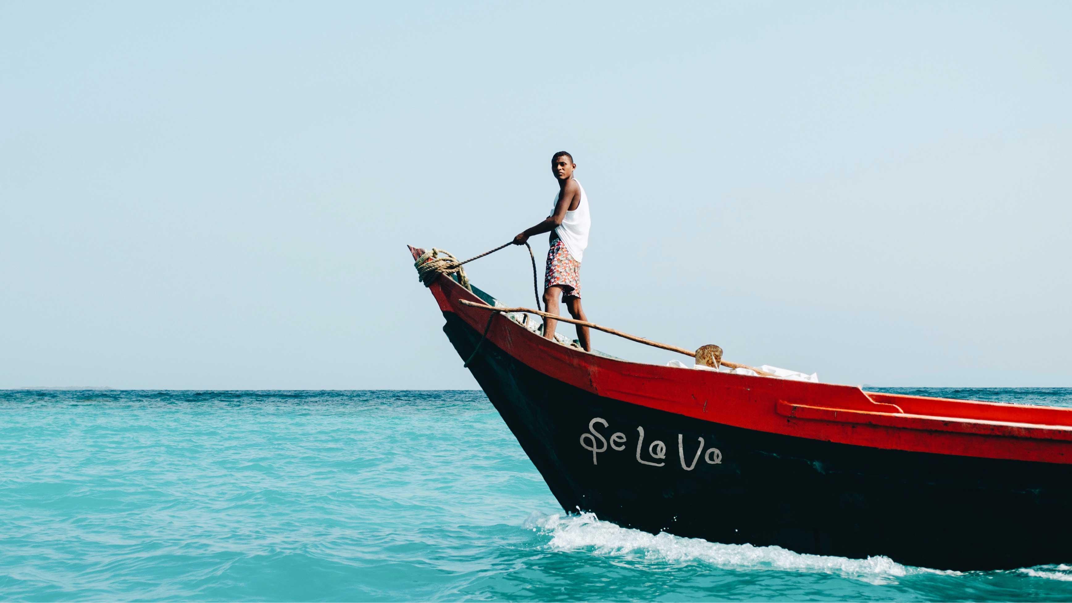 Boat Selava branding Phuket Simplisis Design