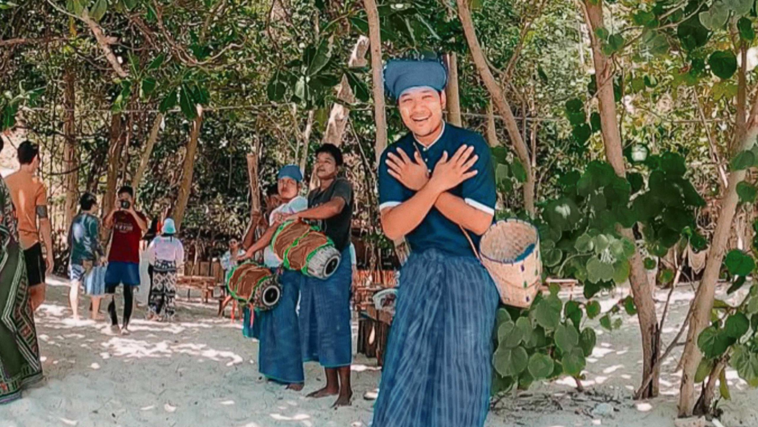 Welcome to Selava experience branding Phuket Simplisis Design