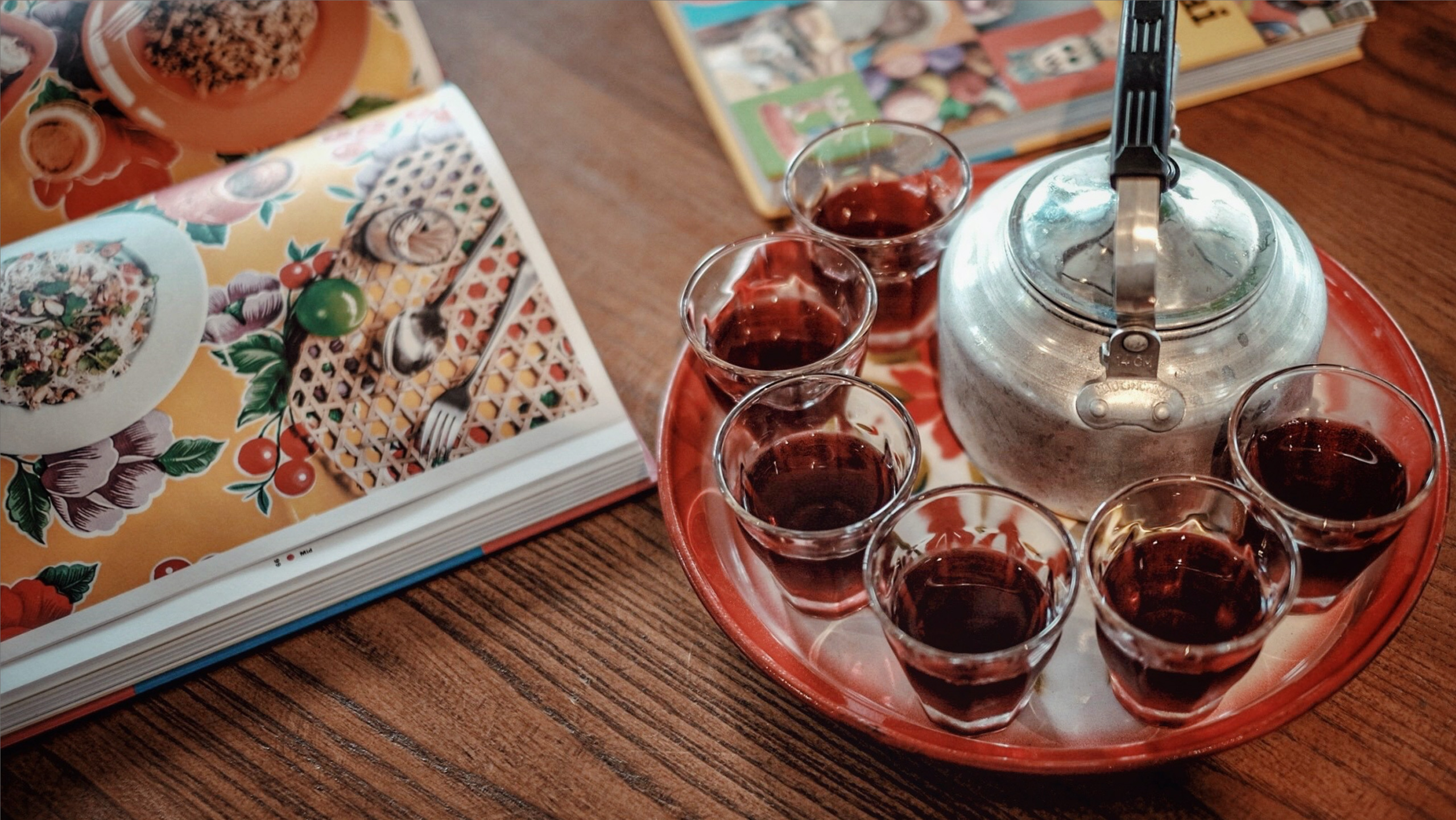 Welcome drink | Hotel Gahn | Simplisis Design Studio | Branding Design Agency in Phuket