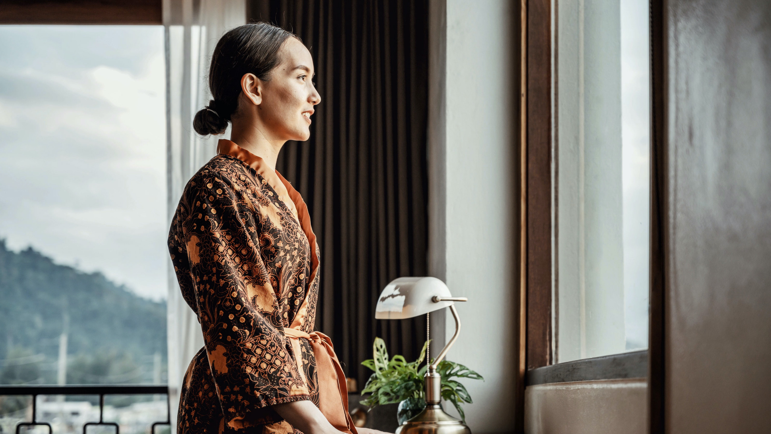 Hotel Gahn | Simplisis Design Studio | Branding Design Agency in Phuket