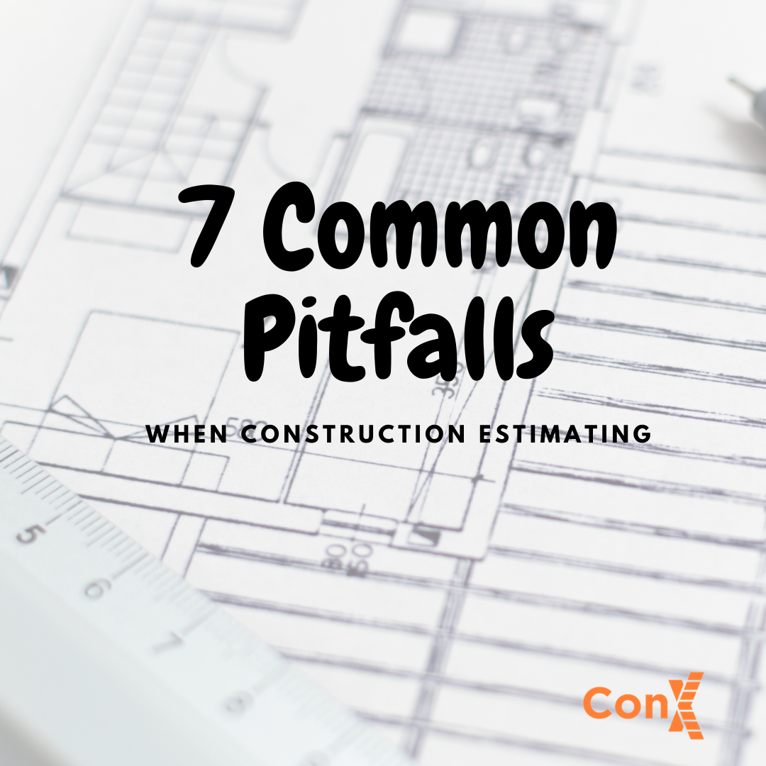 7 Common Pitfalls when Construction Estimating