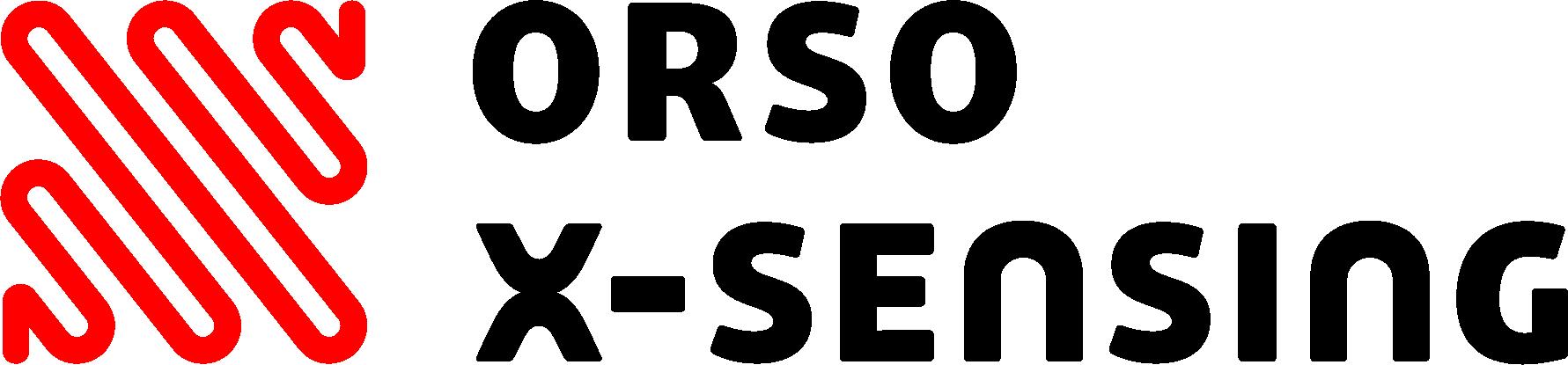ORSO X-SENSING ロゴ
