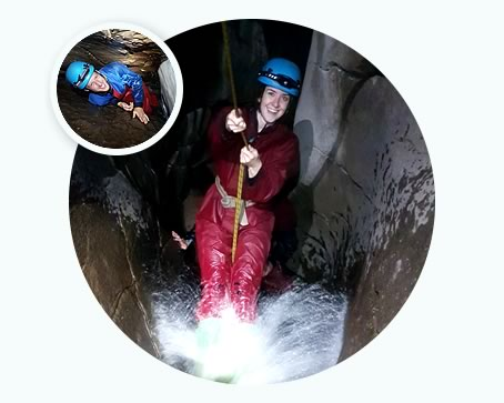 Caving & Potholing in the Yorkshire Dales
