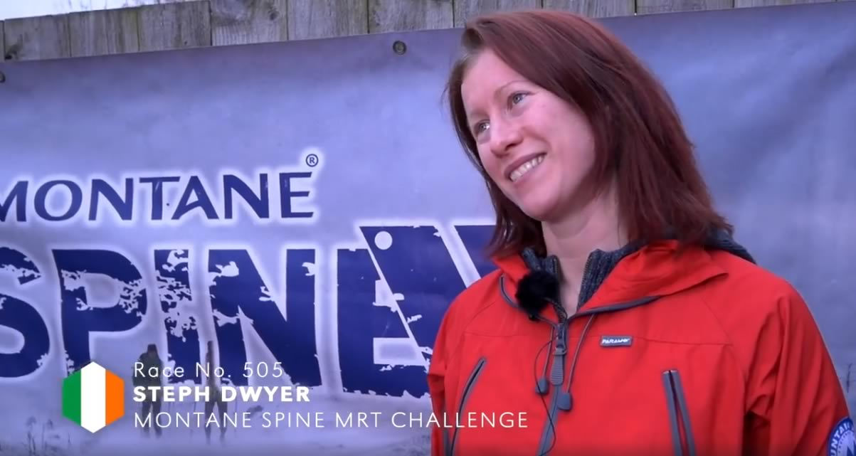 Montane Spine Race 2018 - Interview (Episode 1)