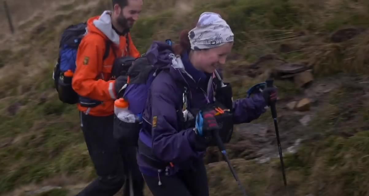 Spine Race 2018 - Interview (Episode 2)