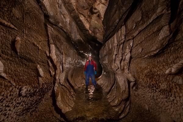 The Kingsdale Master Cave (Photo: Mark Burkey)