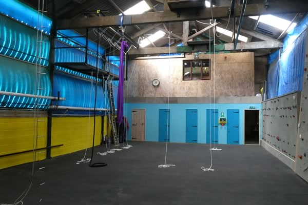 Our SRTtraining facility - a great venue to learn SRTor refresh your skills!