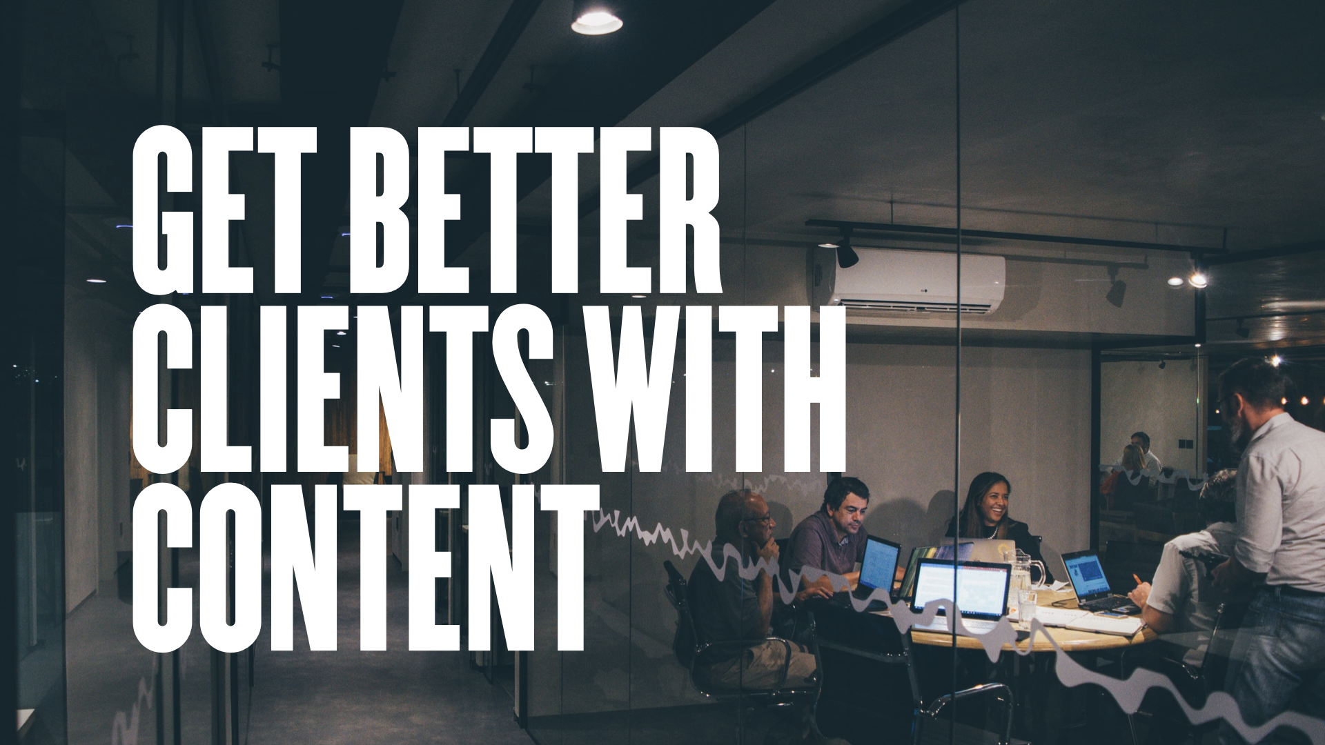 Get better clients with Instagram content marketing