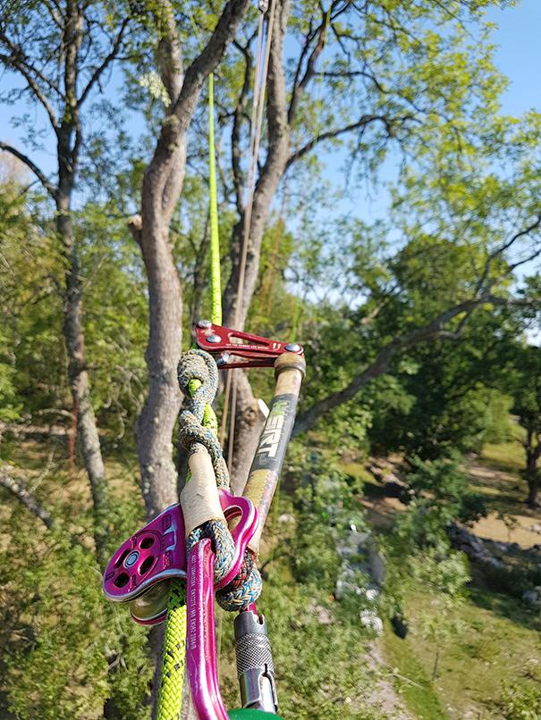 Säker klättring