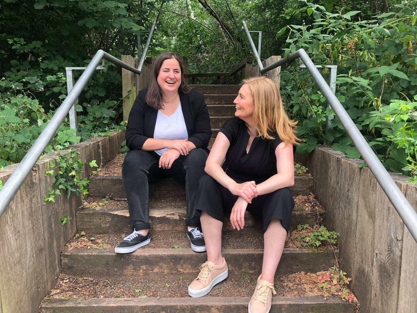 Organise Founders: Nat Whalley & Bex Hay