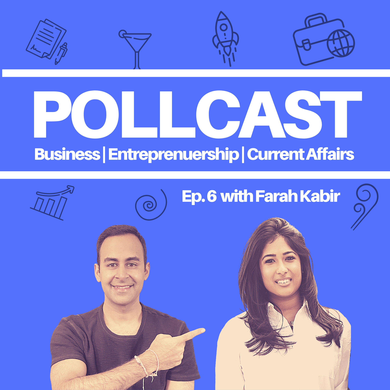 Farah Kabir - Breaking barriers in business and personal life