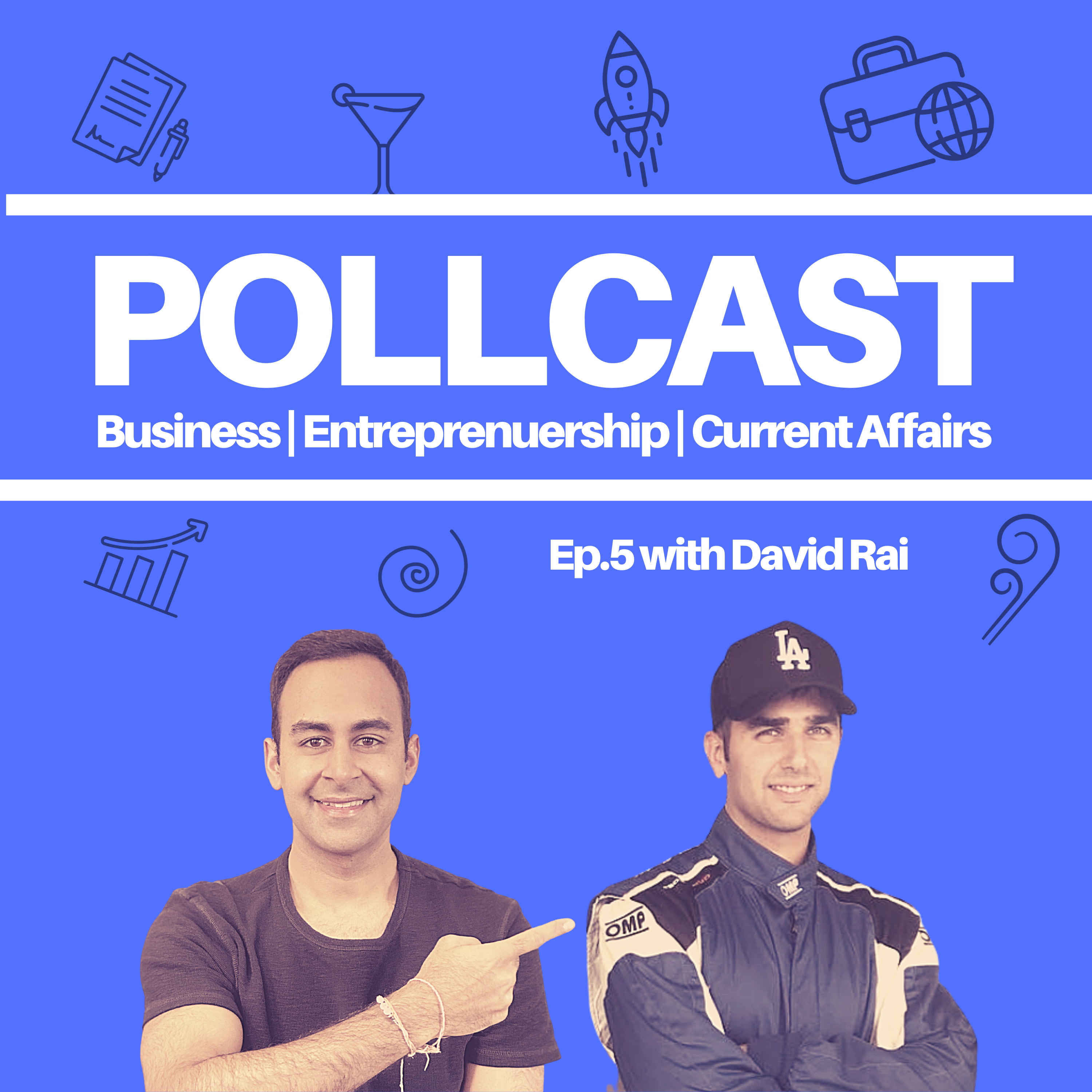 David Rai - Bootstrapping from £0 to £10m+