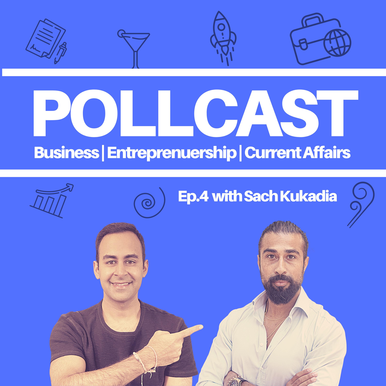 Sach Kukadia - Starting a new venture