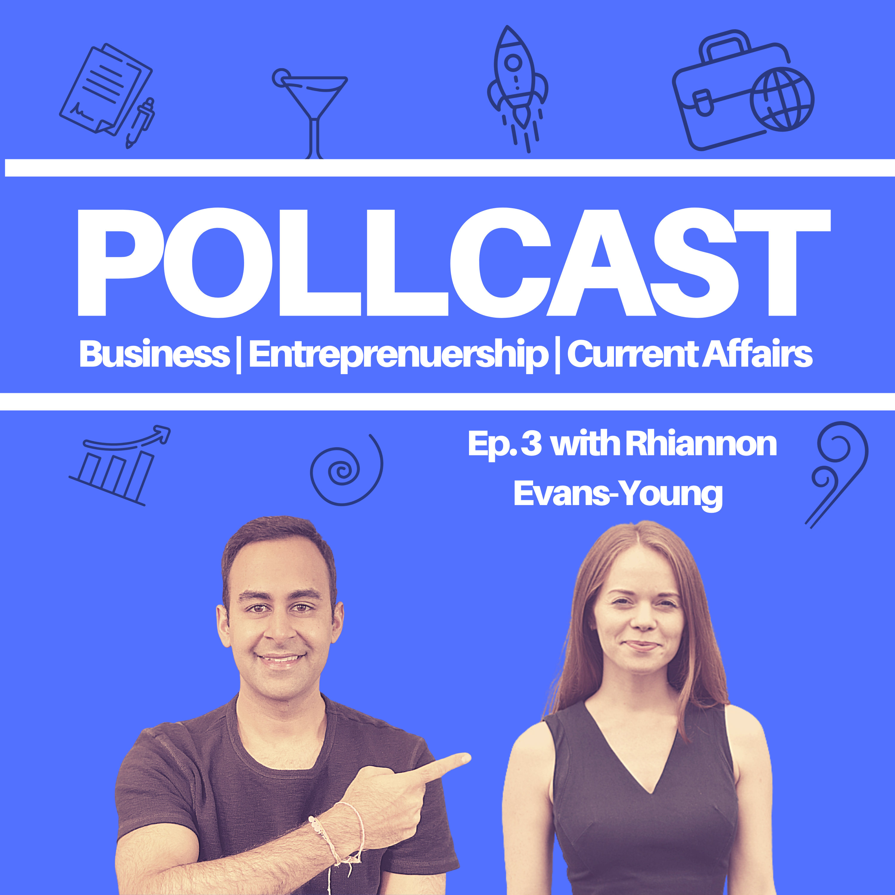 Rhiannon Evans-Young - Building a brand as a start-up