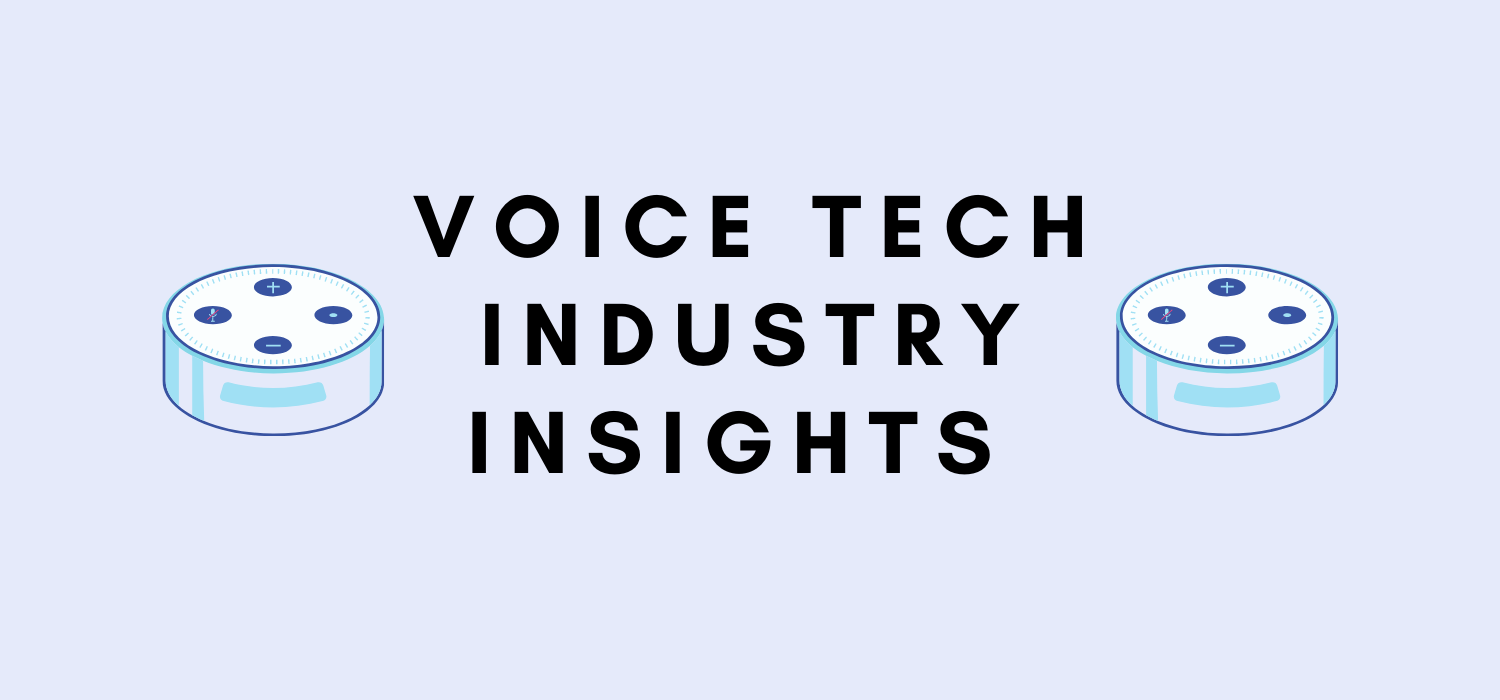 Voice technology has the ability to completely disrupt the way we live. Whilst we are years away from this, the application of voice in certain sectors is having a huge impact. This article takes a look at some of the sectors voice tech is impacting now and will impact in the future.
