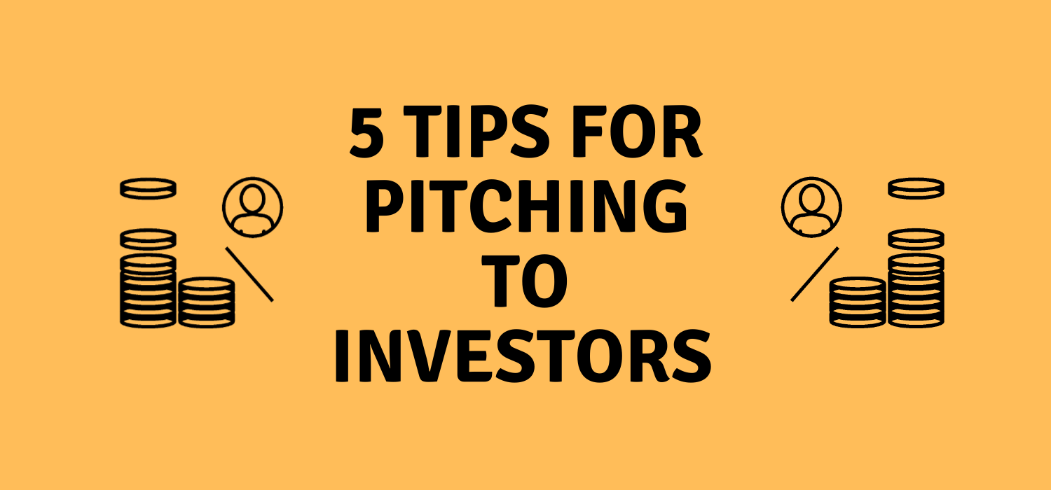 The RLC Ventures team outline the 5 most important tips for founders when pitching UK Investors and Angels. 1. Take Fundraising Seriously, 2. Research 3. Open Multiple Conversations