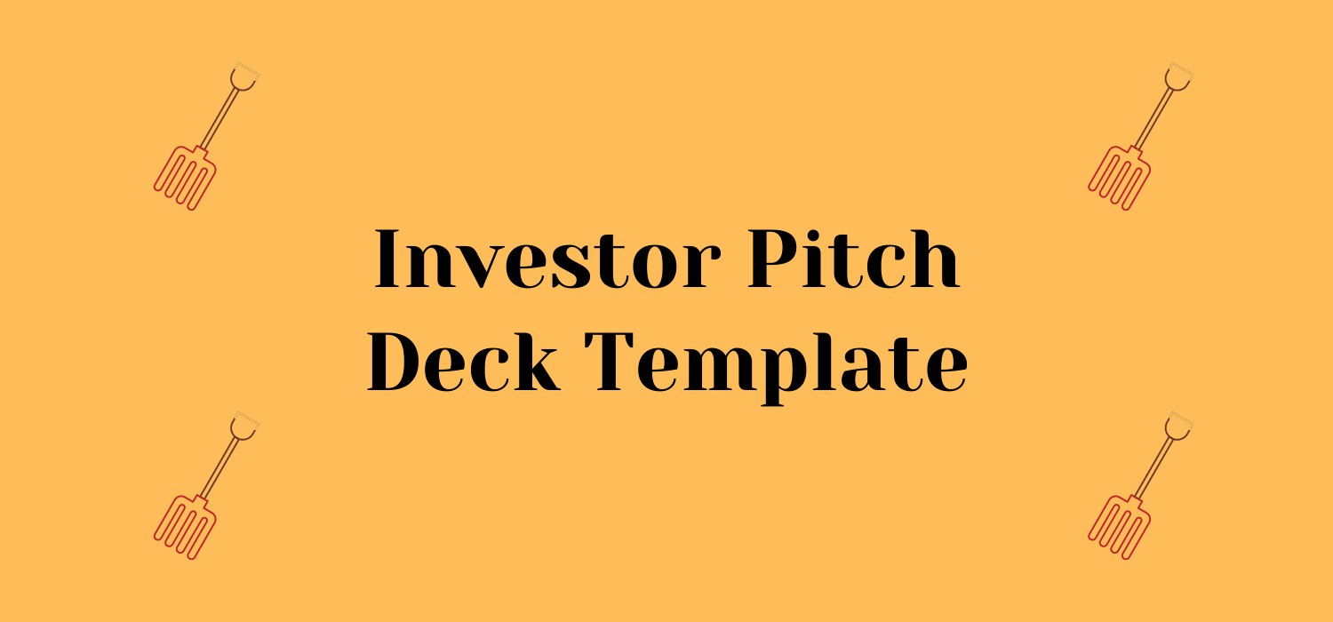 A short step-by-step guide to building an investment-winning pitch deck. Oliver runs through Airbnb's original Seed pitch deck and shares some advice around building your own.