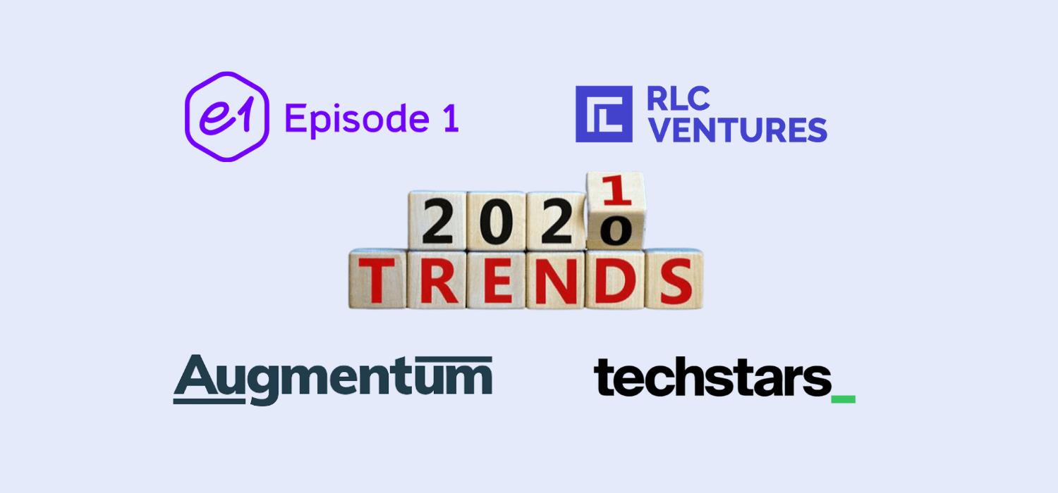 We spoke to investors at Episode 1, Augmentum Fintech and Techstars to talk about the potential trends for 2021 within Venture Capital. Read the article to see what they said.
