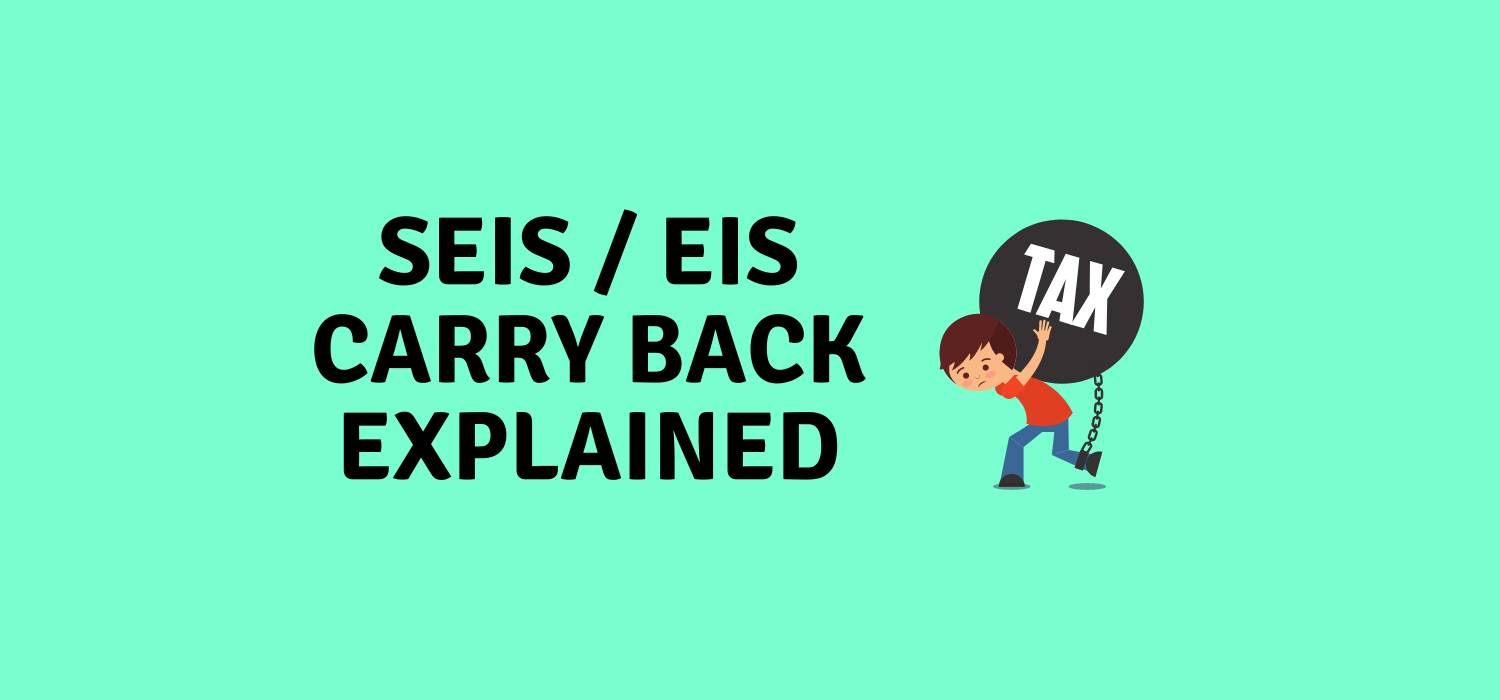This article dives into how investors utilising the SEIS and EIS can claim carry back on their Investments, and benefit from previous tax years relief as well as current ones.