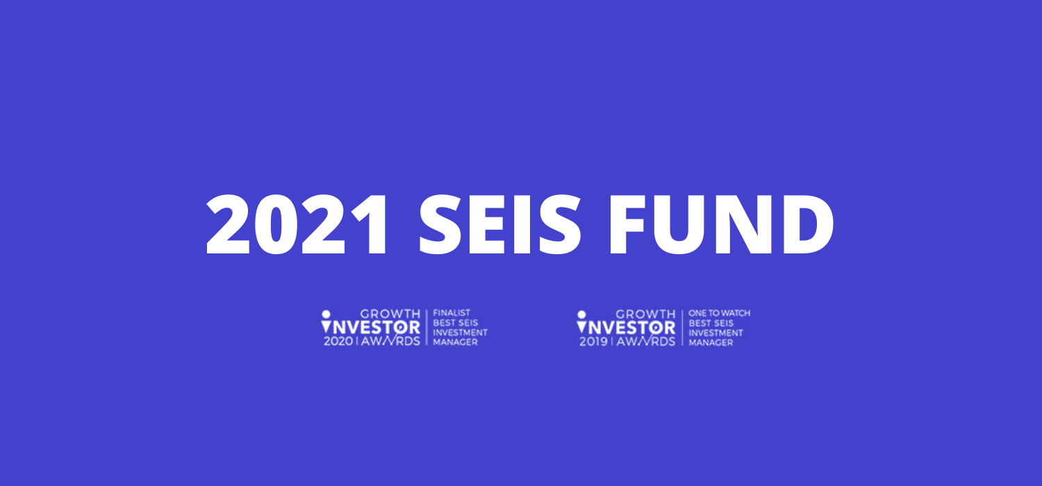 Announcing our 2021 SEIS Fund