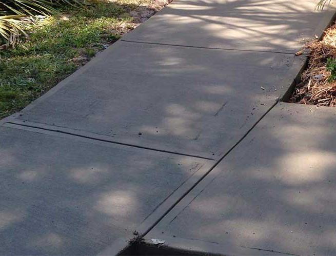 Residential Sidewalk