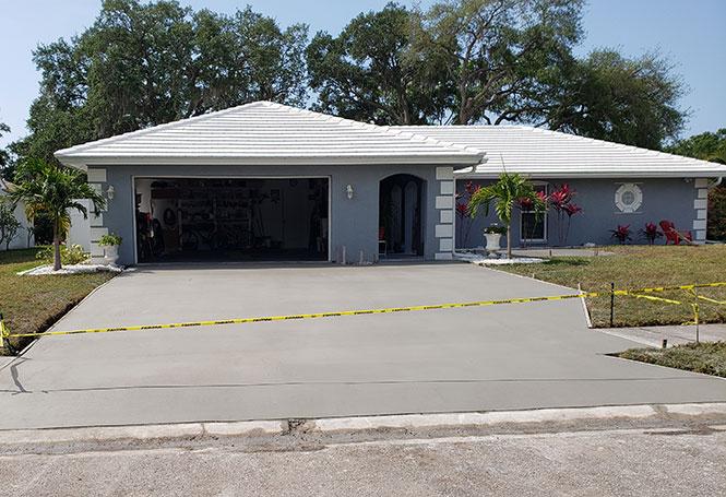 driveway expansion