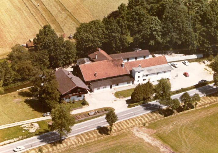Werk in Prien 1966