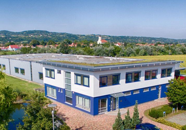 Mey Maschinenbau Prien Werk in Ungarn 2004