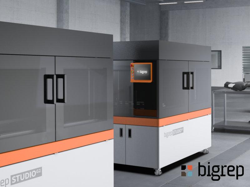 BigRep Maschinen, Case Preview