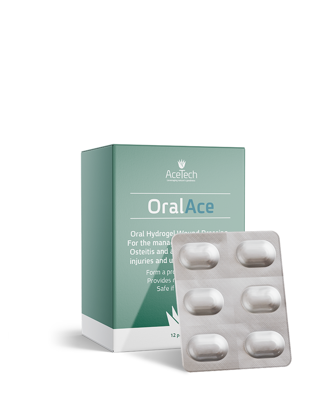 OralAce Patch OTC  product