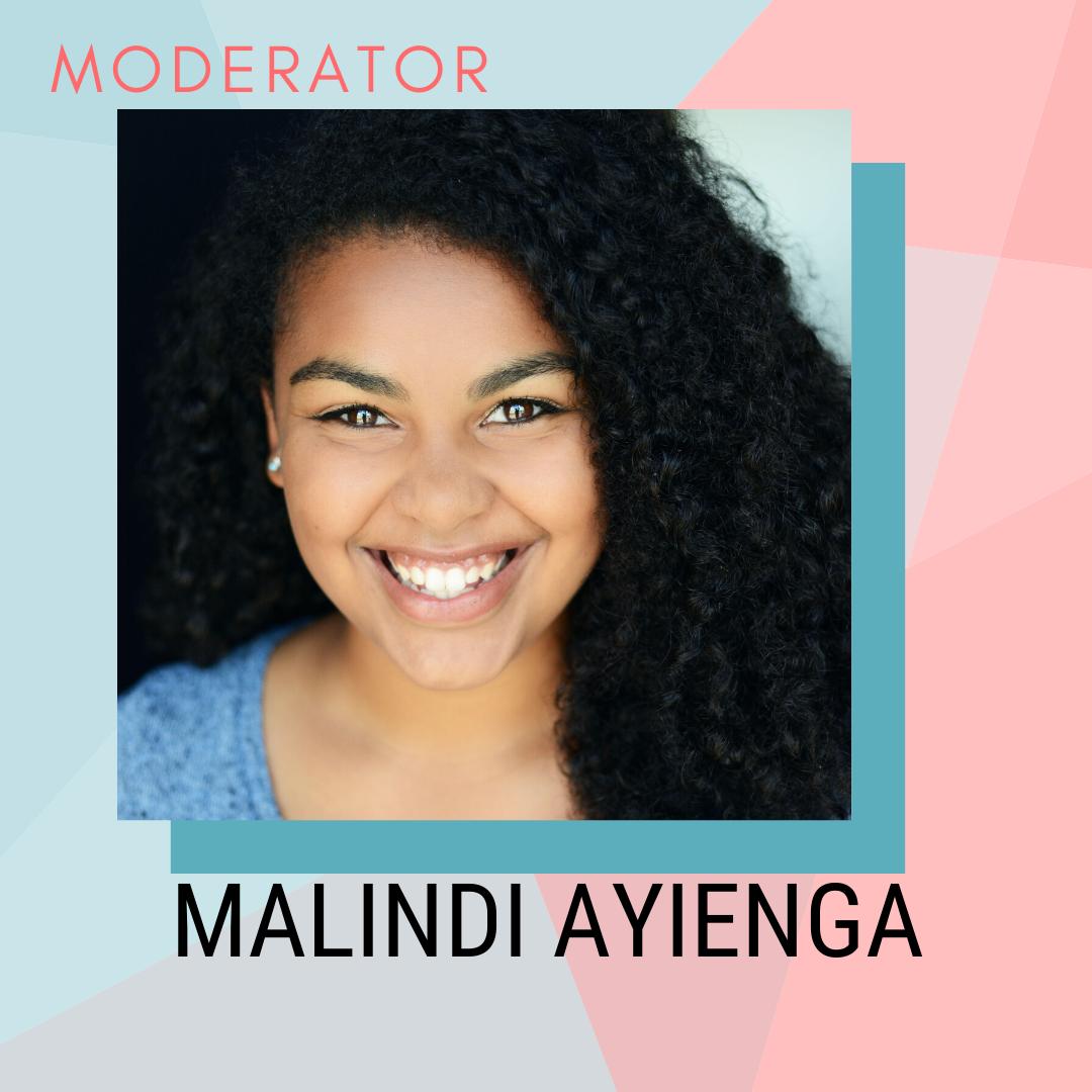 Moderator, Malindi Ayienga