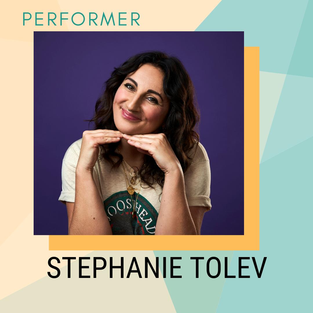 Performer: Stephanie Tolev